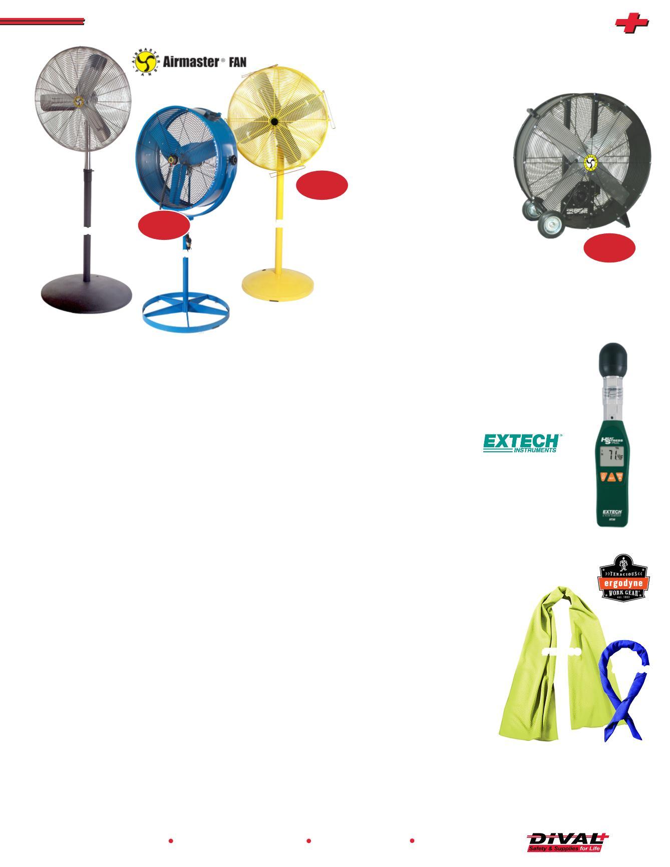 Airmaster Fan Catalog : Dival summer catalog hr