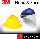 3M Head Face Protection