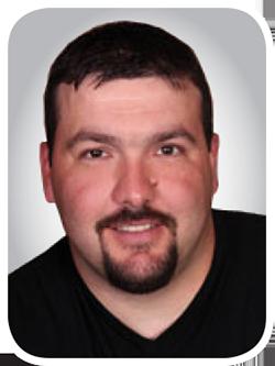 Eric Giguere Headshot
