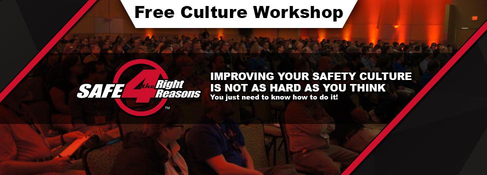 Safe 4 Culture Program Registration Banner