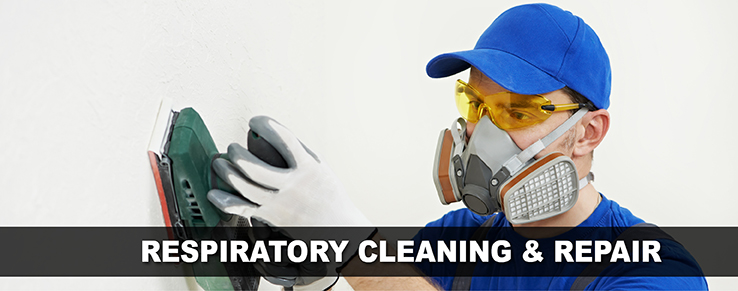 Respiratory Cleaning and Repair Banner