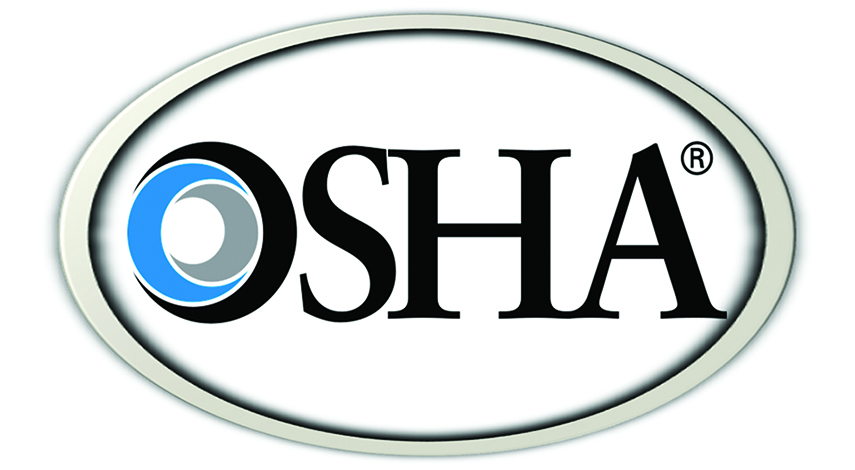 Ten major incidents reported to OSHA in 2015
