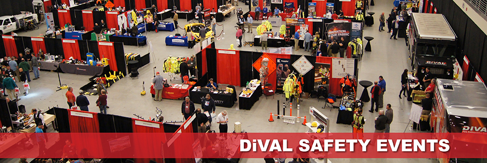 DiVal Safety Events banner