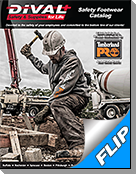 DiVal 2016 Safety Footwear Flip Catalog Thumb
