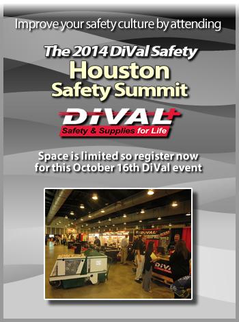 DiVal Houston Safety Summit